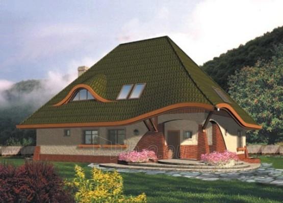 Individualaus namo projektas Jūras Paveikslėlis 1 iš 1 238520000077