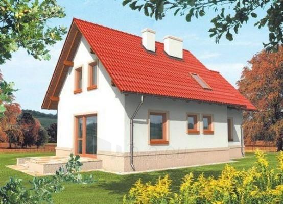 Individualaus namo projektas 'Justina' Paveikslėlis 1 iš 1 238510000057