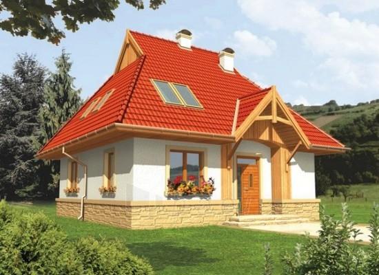Individualaus namo projektas 'Karina' Paveikslėlis 1 iš 1 238510000102