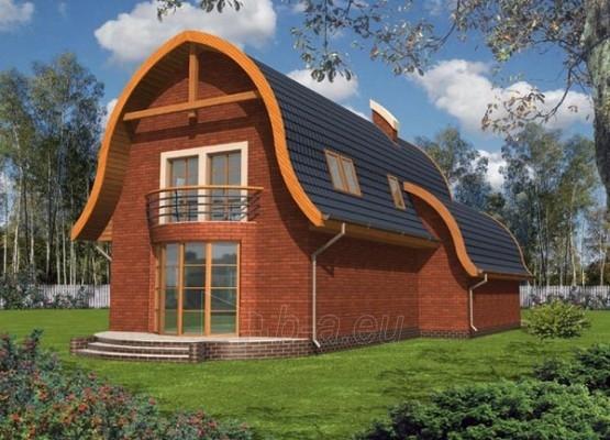 Individual house project 'Karla' Paveikslėlis 1 iš 1 238520000041