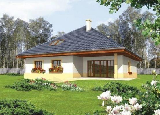 Individualaus namo projektas 'Karlita' Paveikslėlis 1 iš 1 238520000224