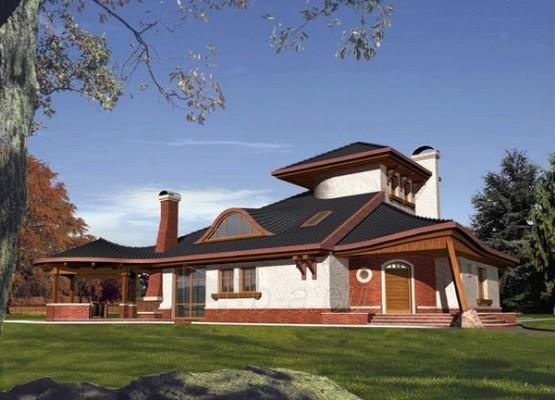 Individualaus namo projektas 'Kazimieras' Paveikslėlis 1 iš 1 238520000079