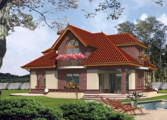 Individual house project 'Livija' Paveikslėlis 1 iš 1 238520000011