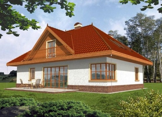 Individualaus namo projektas 'Lusi' Paveikslėlis 1 iš 1 238520000056