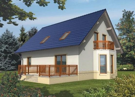 Individualaus namo projektas 'Magdalena' Paveikslėlis 1 iš 1 238510000031