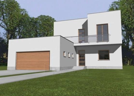 Individualaus namo projektas 'Maksimilijonas II' Paveikslėlis 1 iš 1 238530000028