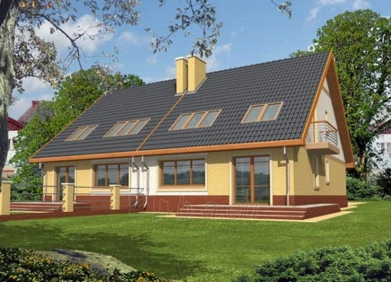 Individualaus namo projektas 'Mantrė' Paveikslėlis 1 iš 1 238520000038