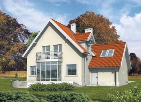 Individualaus namo projektas 'Marija II' Paveikslėlis 1 iš 1 238520000050