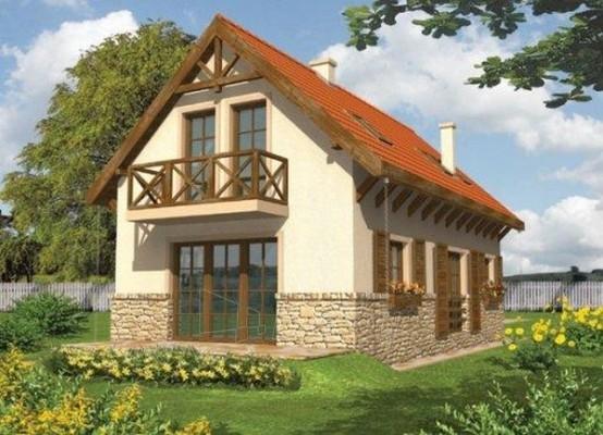 Individualaus namo projektas 'Marika' Paveikslėlis 1 iš 1 238510000083