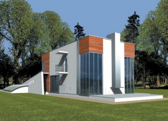 Individualaus namo projektas 'Marius' Paveikslėlis 1 iš 1 238530000012