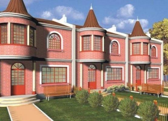 Individual house project 'Markizė' Paveikslėlis 1 iš 1 238520000177