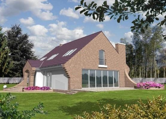 Individual house project 'Meda' Paveikslėlis 1 iš 1 238520000076