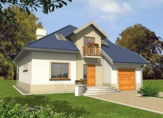 Individualaus namo projektas 'Megė' Paveikslėlis 1 iš 1 238520000186