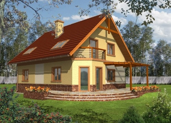 Individualaus namo projektas 'Mila' Paveikslėlis 1 iš 6 238510000020