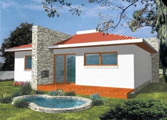 Individualaus namo projektas 'Miranda' Paveikslėlis 1 iš 1 238520000032