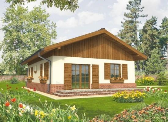 Individualaus namo projektas Nadia Paveikslėlis 1 iš 1 238510000093
