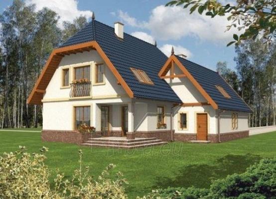Individual house project 'Oksana' Paveikslėlis 1 iš 1 238520000181