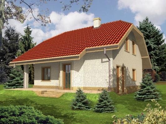 Individualaus namo projektas 'Oresta' Paveikslėlis 1 iš 1 238510000005