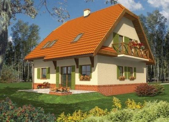 Individualaus namo projektas 'Otilija' Paveikslėlis 1 iš 1 238520000236