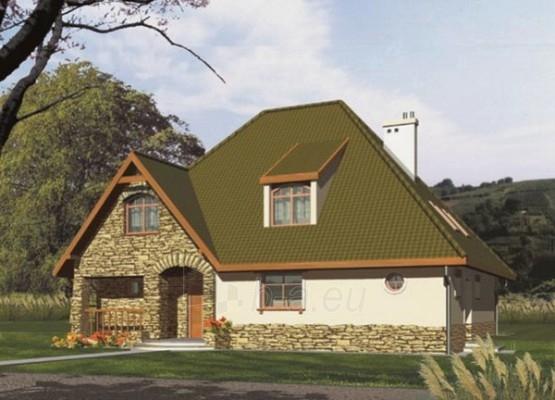 Individual house project 'Paula' Paveikslėlis 1 iš 1 238520000071