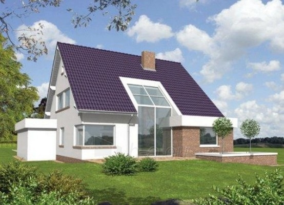 Individual house project 'Penelopė' Paveikslėlis 1 iš 1 238520000198