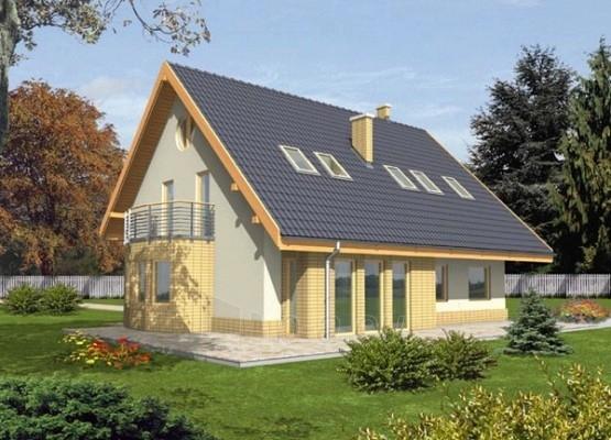 Individualaus namo projektas 'Polė' Paveikslėlis 1 iš 1 238520000164