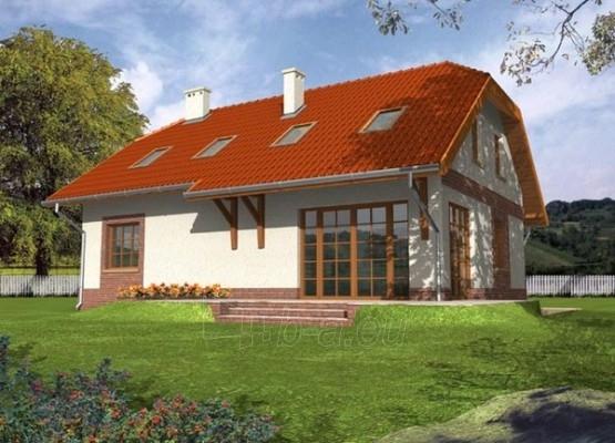 Individualaus namo projektas 'Ramona' Paveikslėlis 1 iš 1 238520000043
