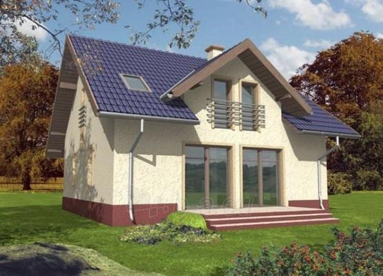 Individualaus namo projektas Rebeka Paveikslėlis 1 iš 1 238510000040