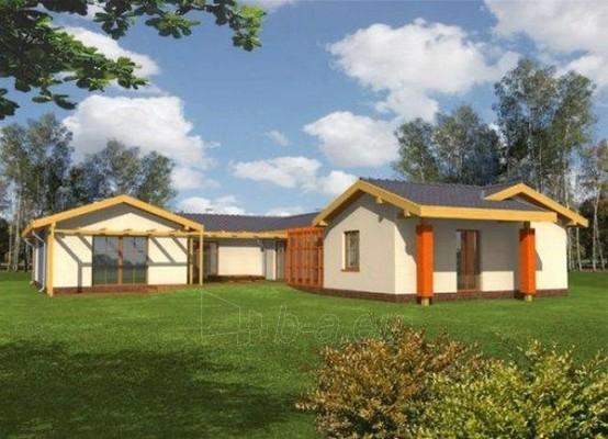 Individualaus namo projektas 'Sabina' Paveikslėlis 1 iš 1 238510000080