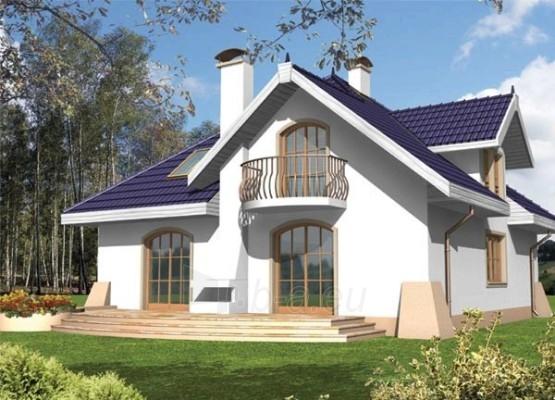 Individualaus namo projektas 'Salma' Paveikslėlis 1 iš 1 238520000017