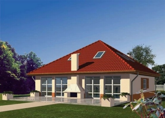 Individualaus namo projektas 'Sara' Paveikslėlis 1 iš 1 238520000053