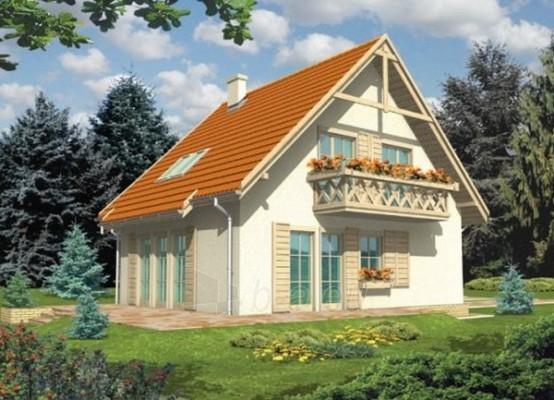 Individualaus namo projektas 'Sigutė' Paveikslėlis 1 iš 1 238510000085