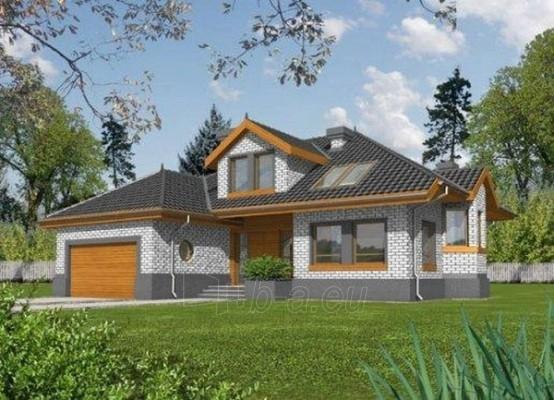 Individual house project 'Sofija' Paveikslėlis 1 iš 1 238520000216