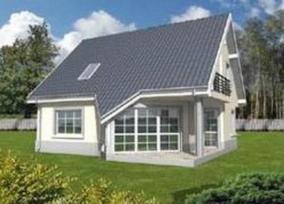 Individualaus namo projektas 'Sonata' Paveikslėlis 1 iš 1 238510000052
