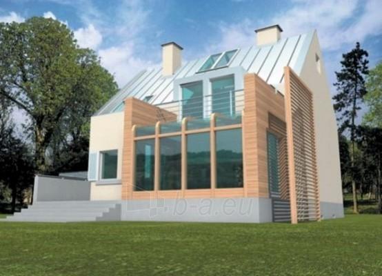 Individualaus namo projektas 'Tadas' Paveikslėlis 1 iš 1 238530000047