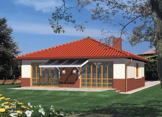 Individualaus namo projektas Tedas Paveikslėlis 1 iš 1 238510000073