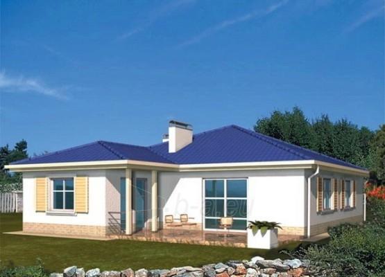 Individual house project 'Viktorija' Paveikslėlis 1 iš 1 238520000045