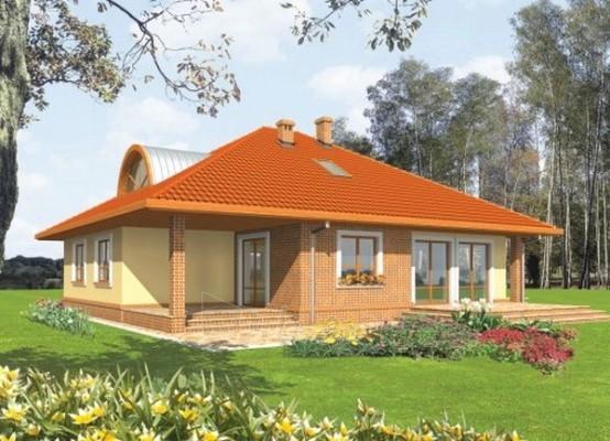Individualaus namo projektas 'Žaklina' Paveikslėlis 1 iš 1 238520000190