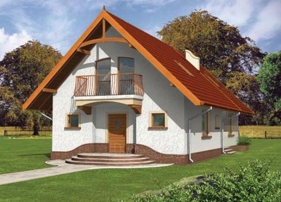 Individualaus namo projektas 'Zita I' Paveikslėlis 1 iš 1 238510000038