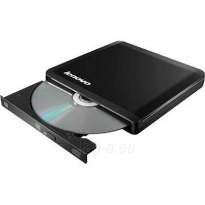 Įrenginys LENOVO SLIM USB PORTABLE DVD BURNER Paveikslėlis 1 iš 1 250255300004