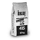 Išsilyginantis(gipsinis) grindų mišinys Knauf Nivellierspachtel 415 (D), 25 kg Paveikslėlis 1 iš 1 236770000051