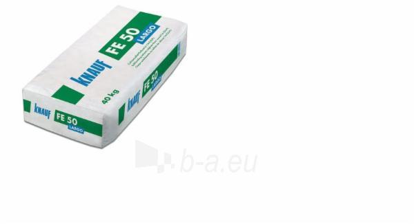 Self-levelling compound FE 50 Largo 40 kg Paveikslėlis 1 iš 2 236770000047
