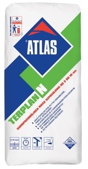 ATLAS TERPLAN N self-levelling cementitious finishing compound 25 kg Paveikslėlis 1 iš 1 236770000038