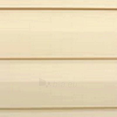 J profilis fasado apdailai, rausvos spalvos Paveikslėlis 2 iš 2 237714000397