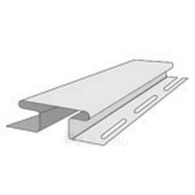 Jungimo profilis H fasado apdailai, smėlio Paveikslėlis 1 iš 2 237714000161