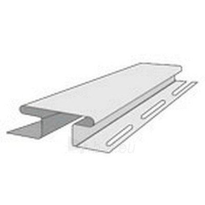 Jungimo profilis H fasado apdailai, žalsvas Paveikslėlis 1 iš 2 237714000162