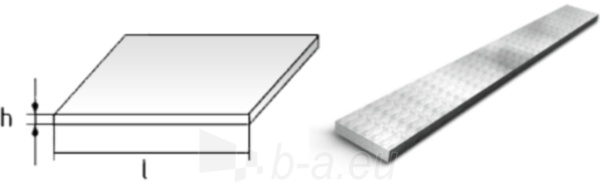 Flat bar 80x10 Paveikslėlis 1 iš 1 210310000031