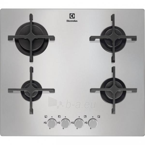 Cooktop Electrolux EGT6342NOX Paveikslėlis 1 iš 1 250134000489