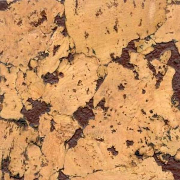Kamštinė sienų danga NEVADA BROWN 300x600 mm. Paveikslėlis 1 iš 1 237715000030