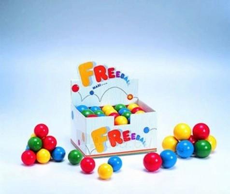 Kamuoliukas plaštakos mankštai 'Freeball Mini' Paveikslėlis 1 iš 1 250630500007